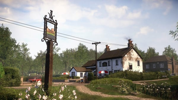 Everybody's Gone To The Rapture on PlayStation 4