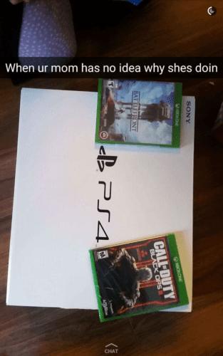 gift fail