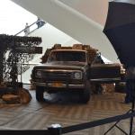 PSX Uncharted 4 van picture