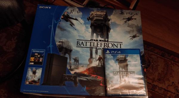 star wars battlefront gift holiday bundle
