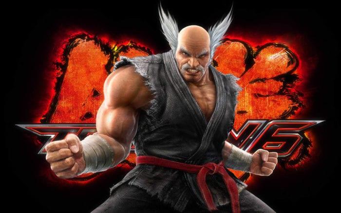 heihachi mishima Tekken