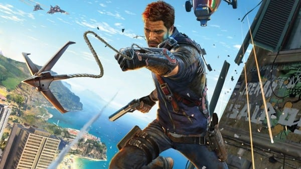 just cause 3, boom island