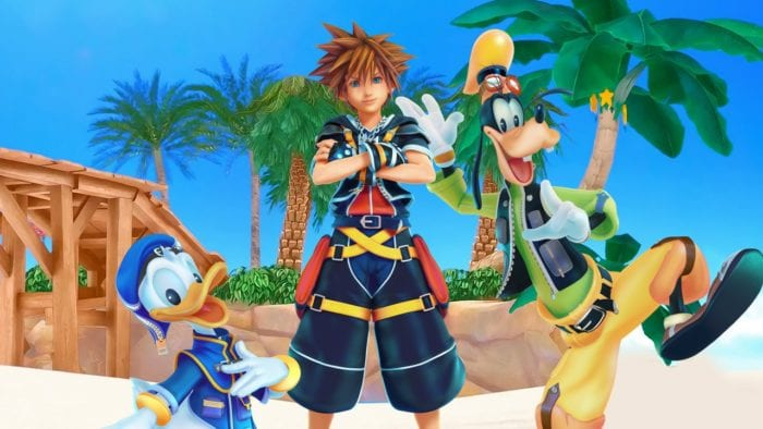 e3, square enix, Kingdom Hearts 3, pc