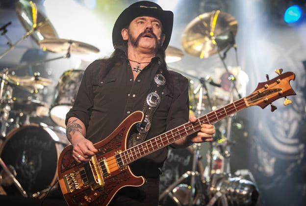 Motörhead Frontman Lemmy Kilmister Has Passed Away