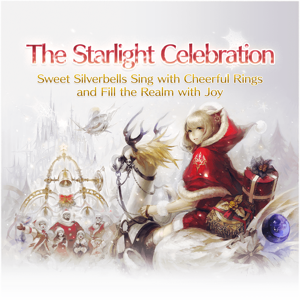 Final Fantasy XIV Holiday