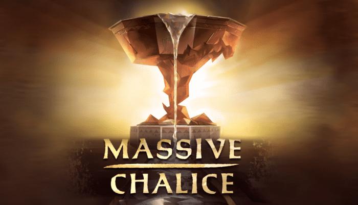 massive chalice