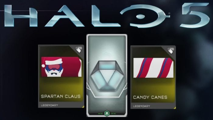 Halo 5 Holiday Event