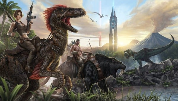 ARK: Survival Evolved how to tame dinosaurs and animals