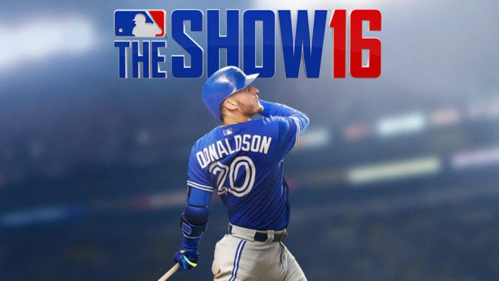 MLB, 16, The Show, Josh Donaldson