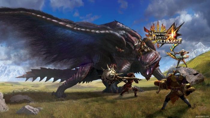 monster hunter 4 ulimate
