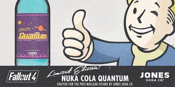 Fallut 4, Nuka Cola, Bethesda, Jones Soda, Target,
