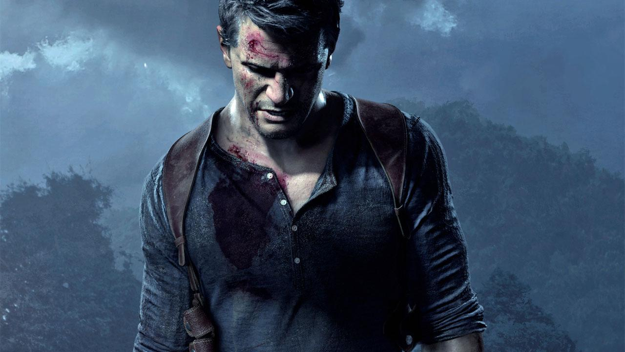 uncharted nathan drake ps4 playstation