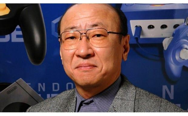 Nintendo President Tatsumi Kimihsima