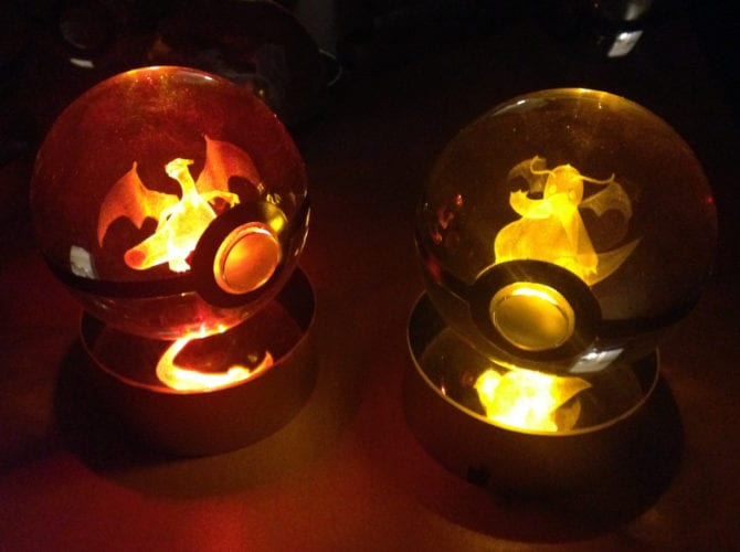 pokemon crystal pokeballs