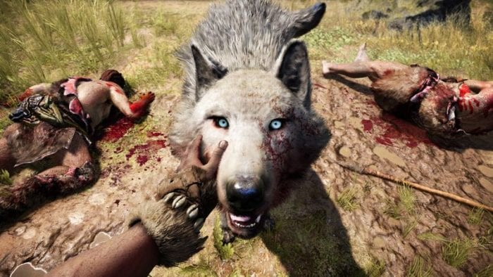 far cry primal white wolf revive