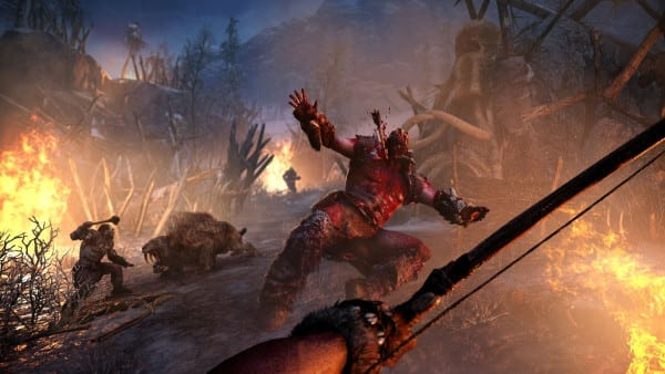 far cry primal hunting game release
