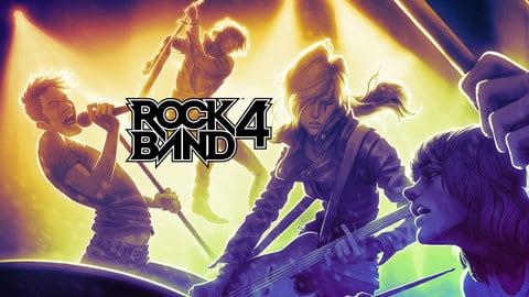 Rock Band 4 Art