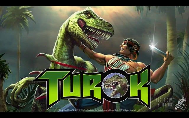 Turok vs Raptor