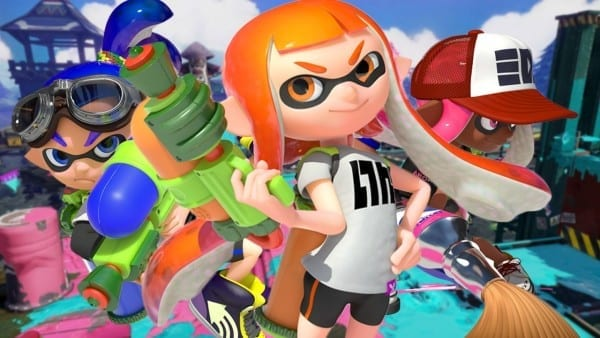 Splatoon, soundtracks, best of 2015