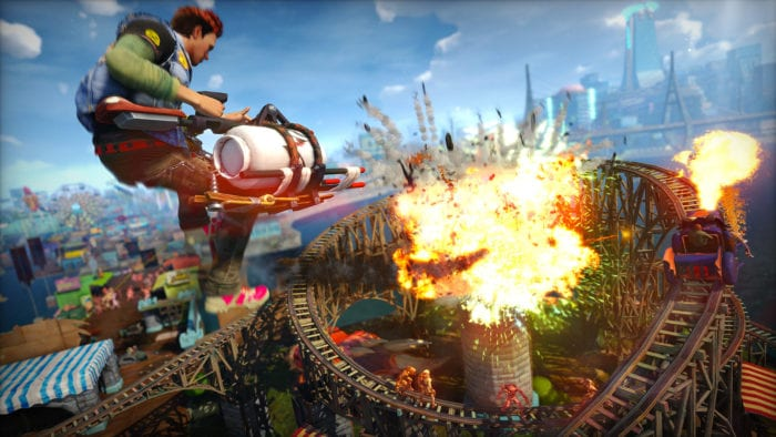 xbox one, exclusives, sunset overdrive, comparison, metacritic