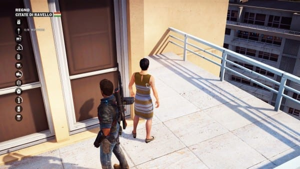 the dress just cause 3