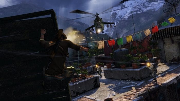 Uncharted Collection on PlayStation 4