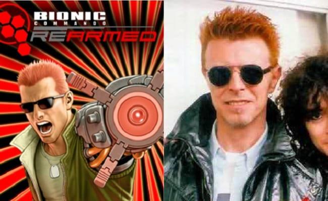 01 Bionic Commando Rearmed – Nathan 'Rad' Spencer