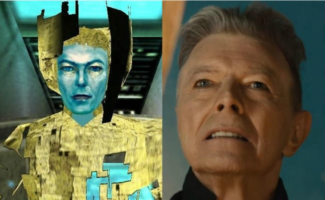 David Bowie is in every video game, Boz, Omikron, The Nomad Soul