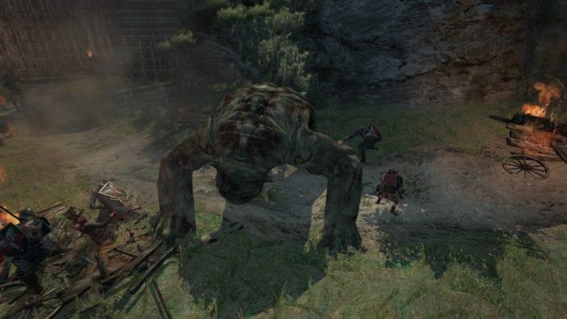 dragons dogma cyclops fight