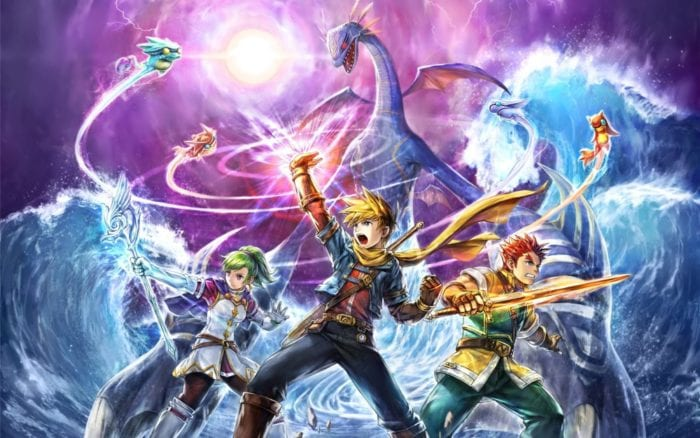 Golden Sun Nintendo