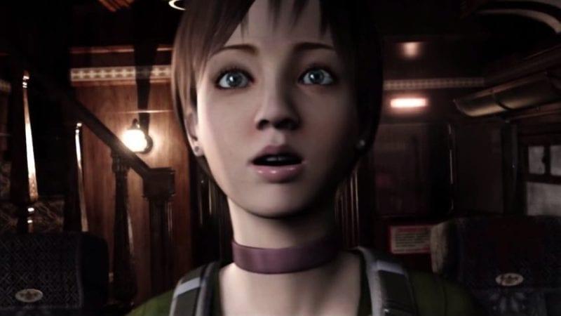 Resident Evil 0 rebecca