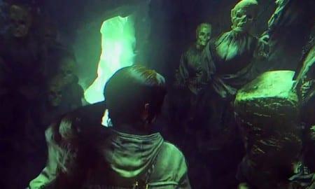 baba yaga, rise of the tomb raider,dlc, story-driven