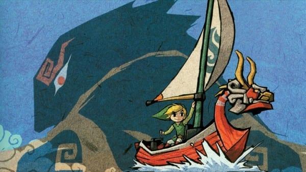 legend of zelda, wind waker
