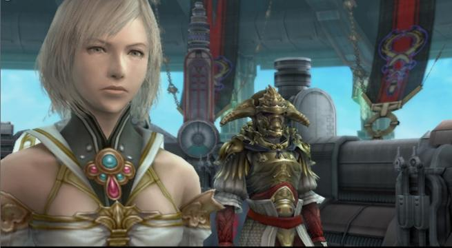 Final Fantasy XII, ps2, ps4