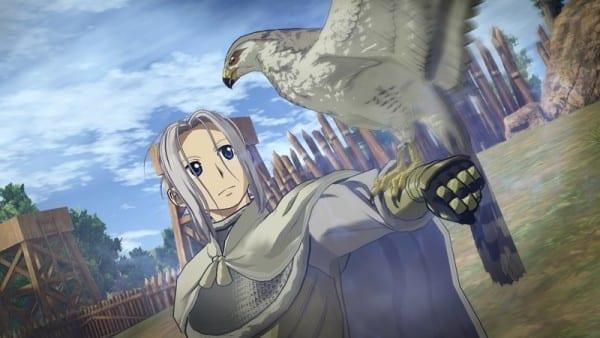 arslan the warriors of legend, koei tecmo