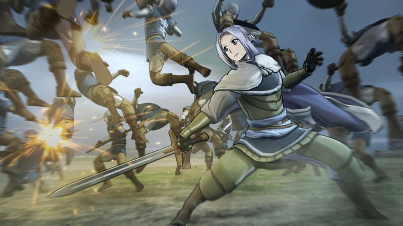 xbox one, confirmed, release, 2016, games, arslan, warriors of legend