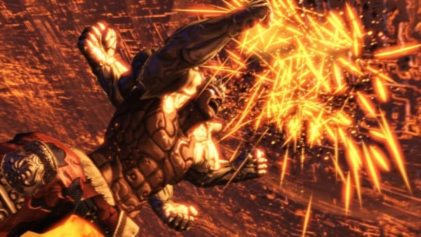 asuras wrath, story
