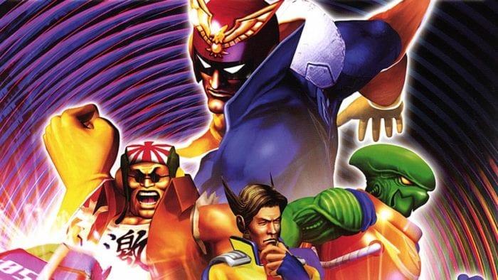 F-Zero-GX Nintendo