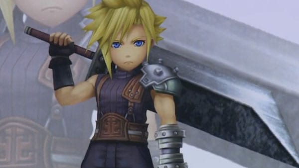 Final Fantasy Explorers, Cloud
