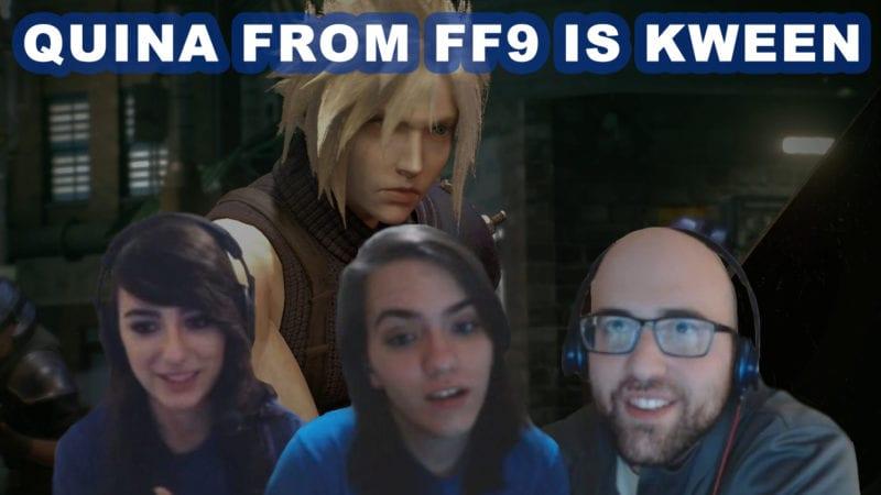 FF7 final fantasy