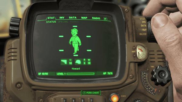 pip-boy, fallout 4, legos