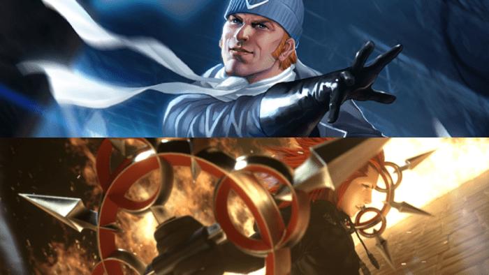 Captain Boomerang Axel