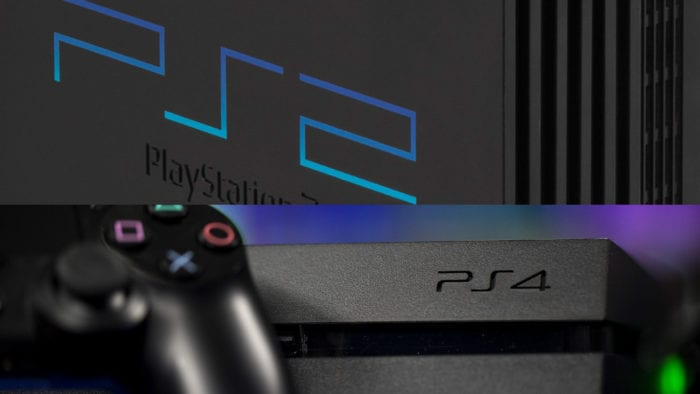 ps2 on ps4