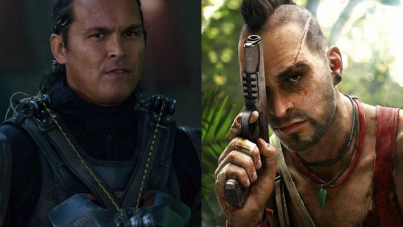 Suicide Squad Slipknot and Vaas