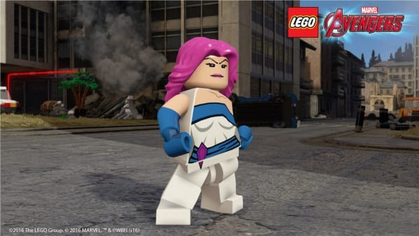 marvel lego jessica jones