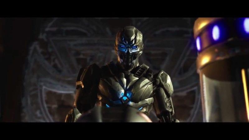 Mortal Kombat X Tri-borg