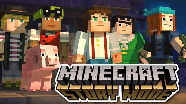 Minecraft: Story Mode, achievements