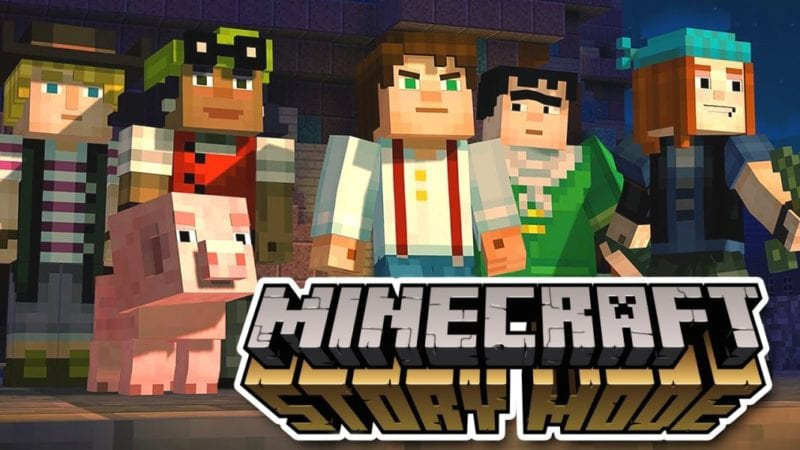Minecraft: Story Mode, achievements