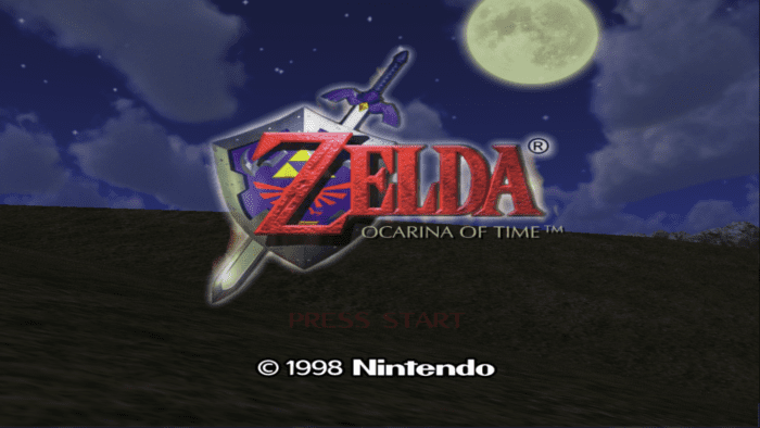 Blind Gamer, Zelda, Ocarina of Time, YouTube, MegaTGarrett, N64, Playthrough, Completes, The Legend of