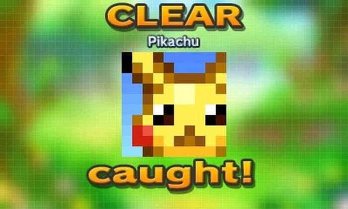 35. Pokemon Picross (2015) - 3DS